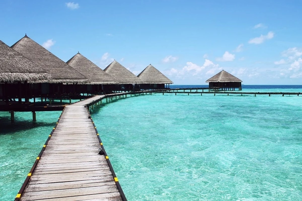 Strandhuisjes Caraiben