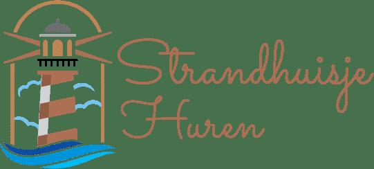 Strandhuisje huren logo website